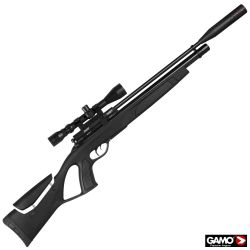 AIR RIFLE GAMO COYOTE BLACK WHISPER PCP
