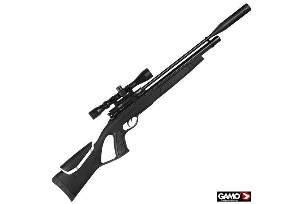 CARABINA GAMO COYOTE BLACK WHISPER PCP