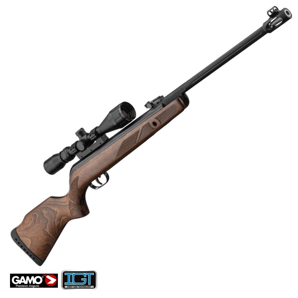 AIR RIFLE GAMO HUNTER 440-AS IGT  GAMO Air Rifles Mundilar