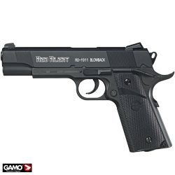 PISTOLA GAMO RED ALERT 1911 BLOWBACK