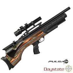 PCP AIR RIFLE DAYSTATE PULSAR LAMINATE