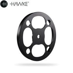 HAWKE TARGET WHEEL TYPE I (150MM)