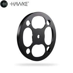 RODA DE PARALAXE HAWKE TYPE I (150mm)