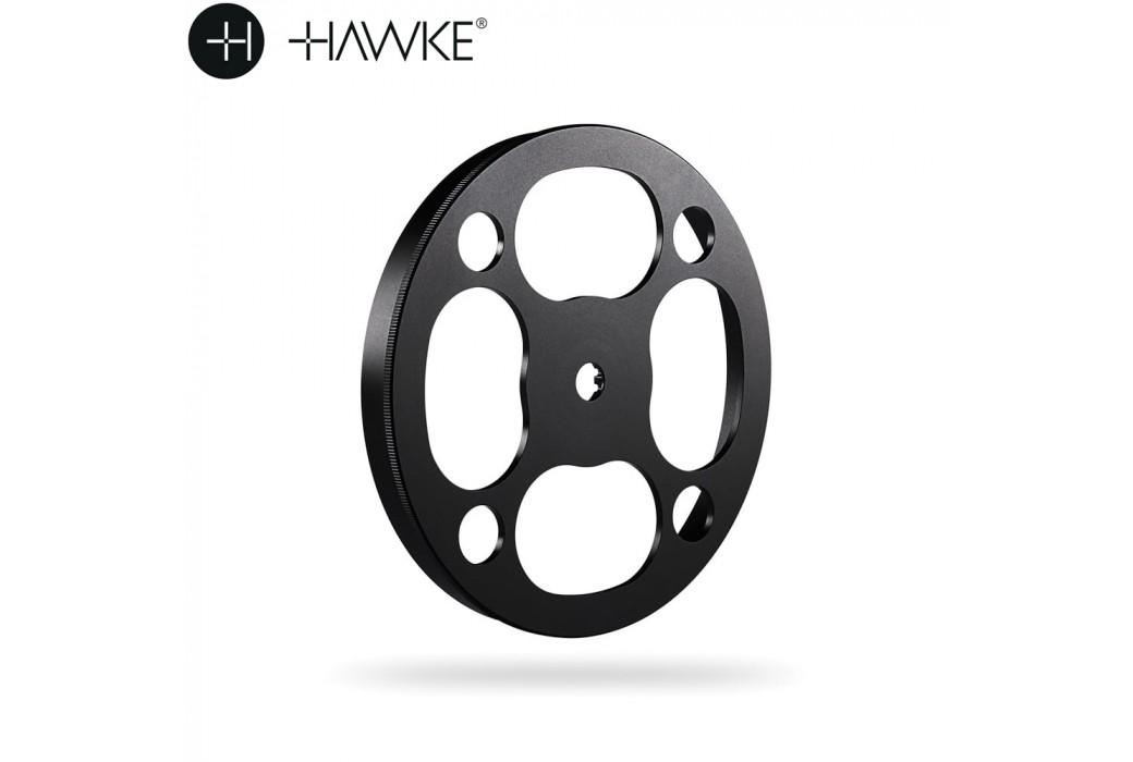 RUEDA DE PARALAJE HAWKE TYPE I (150mm)