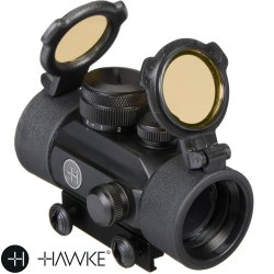 SCOPE HAWKE RED DOT 30mm (WEAVER)