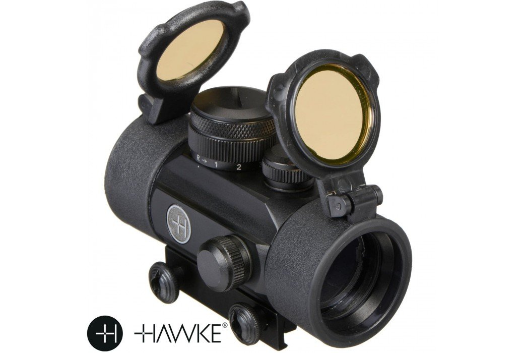 POINTEUR LASER HAWKE RED DOT 30mm (WEAVER)