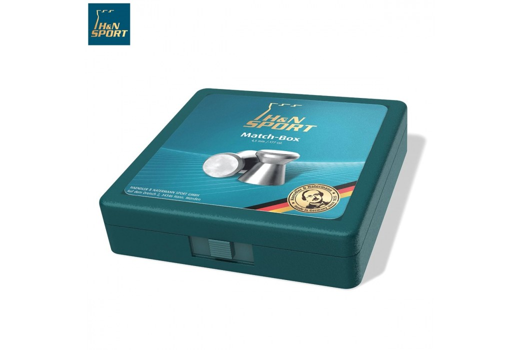 H&N MATCH BOX