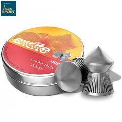 Air gun pellets H & N EXCITE SPIKE 5.50mm (.22) 200PCS