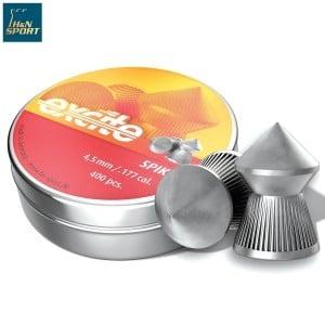 BALINES H & N EXCITE SPIKE 4.50mm (.177) 400PCS