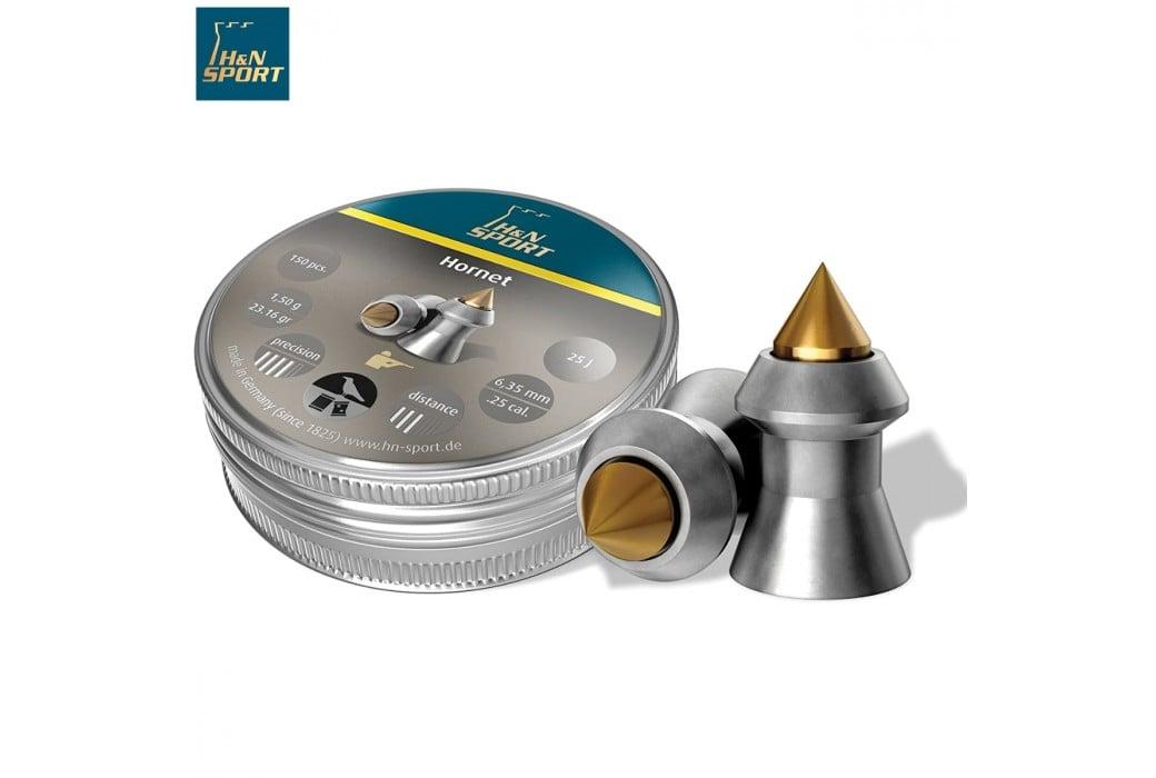 CHUMBO H & N HORNET 6.35mm (.25) 150PCS
