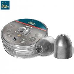 Air gun pellets H & N GRIZZLY 6.35mm (.25) 150PCS
