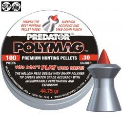 MUNITIONS JSB POLYMAG 7.62mm (.30) 100pcs