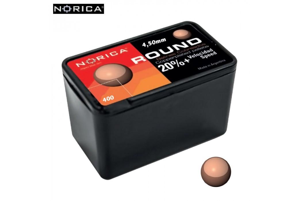Air gun pellets NORICA ROUND 4.50mm (.177) 400PCS