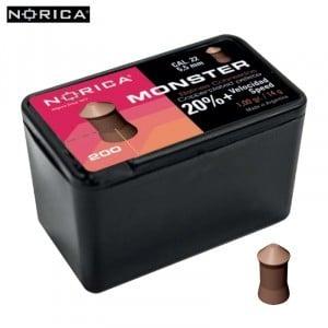 MUNITIONS NORICA MONSTER 5.50mm (.22) 150PCS