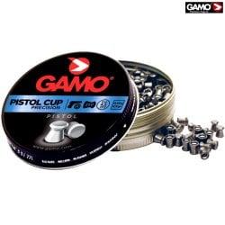 Air gun pellets GAMO PISTOL CUP 250pcs 4.50mm (.177)