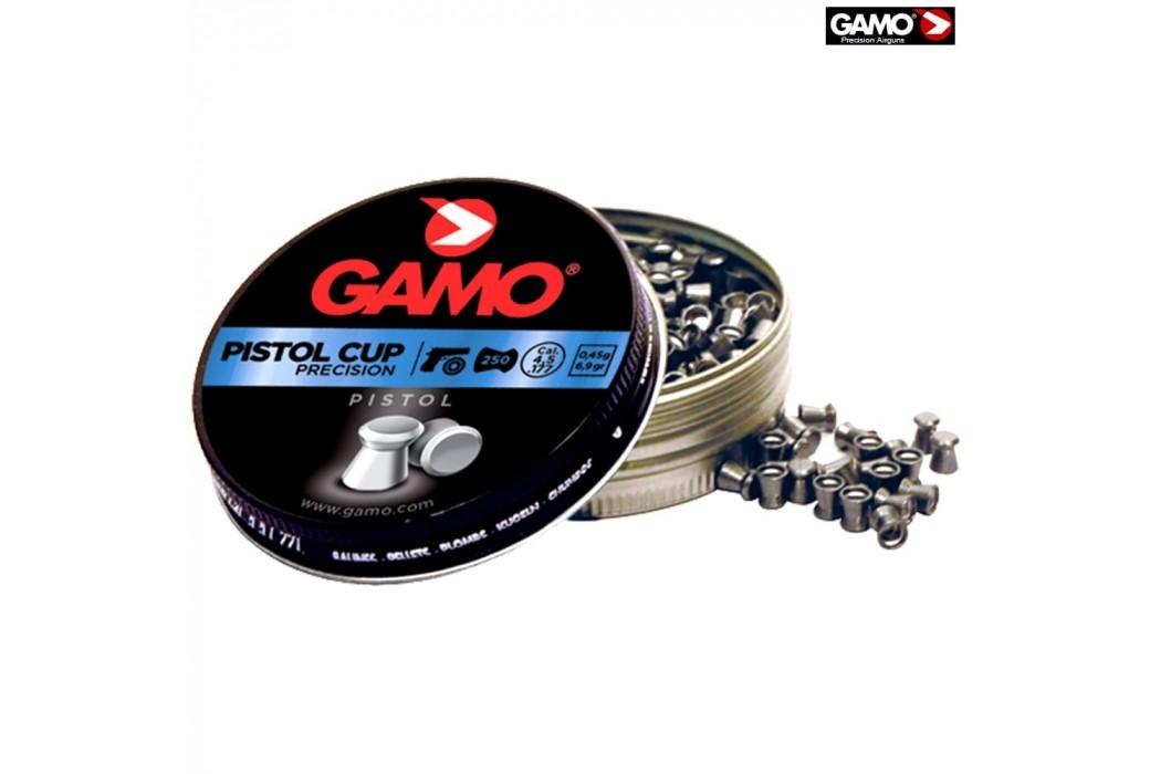 CHUMBO GAMO PISTOL CUP 250pcs 4.50mm (.177)