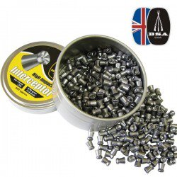 Air gun pellets BSA INTERCEPTOR 500 Pcs 5,5mm (.22)