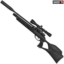AIR RIFLE GAMO CHACAL BLACK TACTICAL PCP