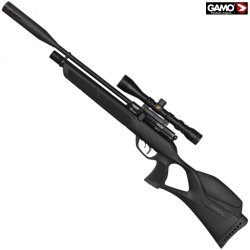 CARABINE GAMO CHACAL BLACK TACTICAL PCP