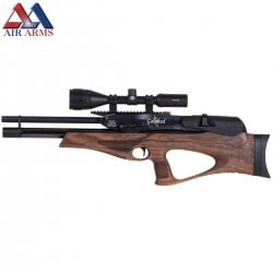 AIR RIFLE AIR ARMS GALAHAD WALNUT REGULATED