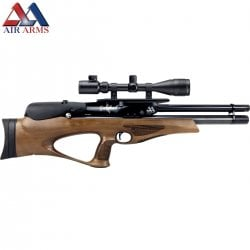 AIR RIFLE AIR ARMS GALAHAD BEECH REGULATED