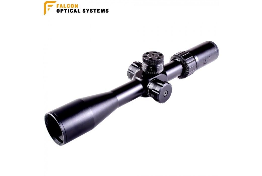 SCOPE FALCON M18+ 4-18×44 MRAD B20 FFP