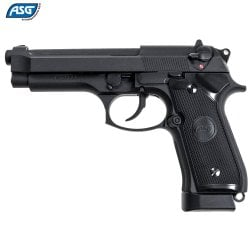 AIR PISTOLET ASG X9 CLASSIC BLOWBACK FULL METAL