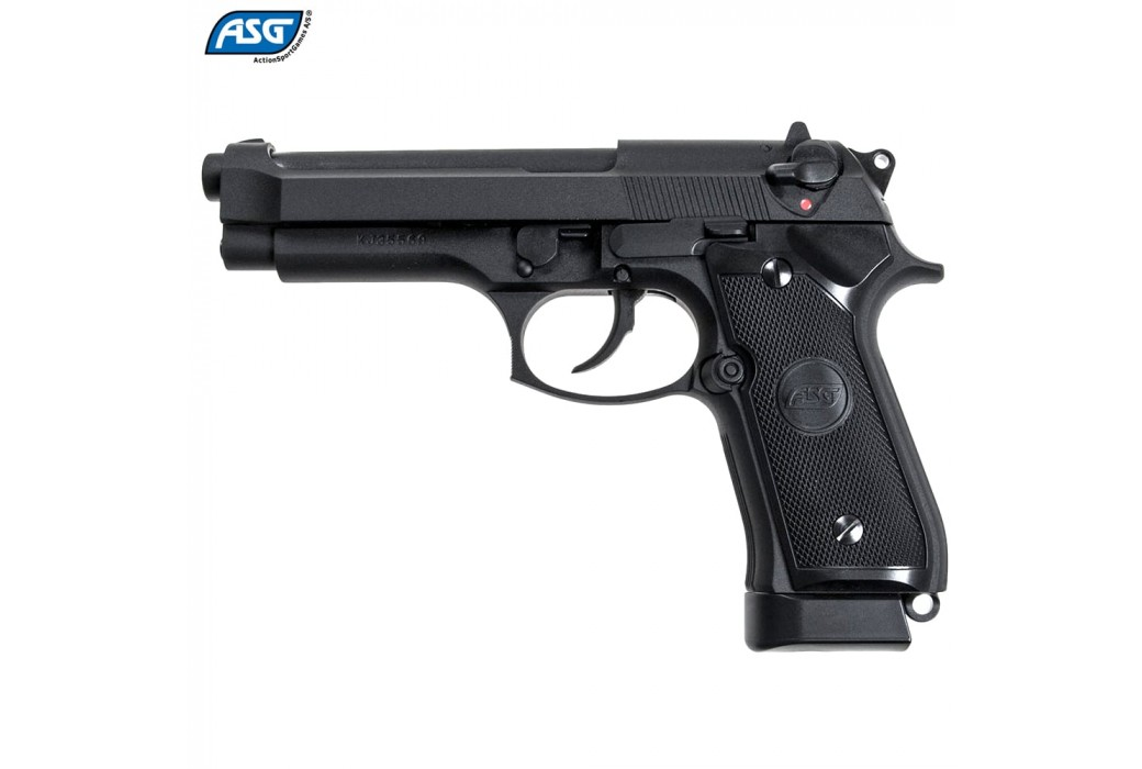 PISTOLA ASG X9 CLASSIC BLOWBACK FULL METAL