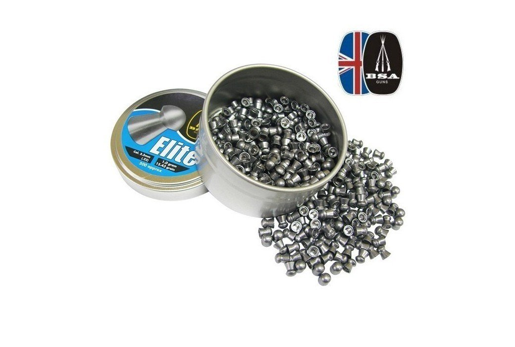 BSA ELITE 500 Pcs 5,5mm (.22)