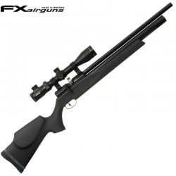 CARABINA PCP FX STREAMLINE SYNTHETIC REGULADA