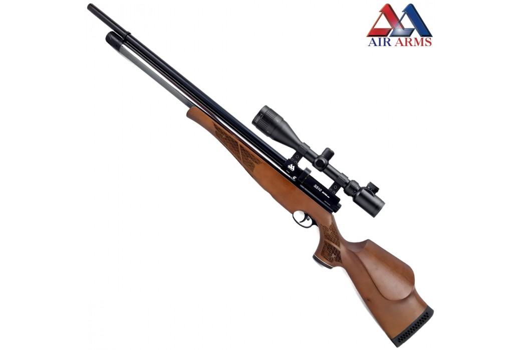 CARABINA AIR ARMS S510 XTRA FAC BEECH CLASSIC