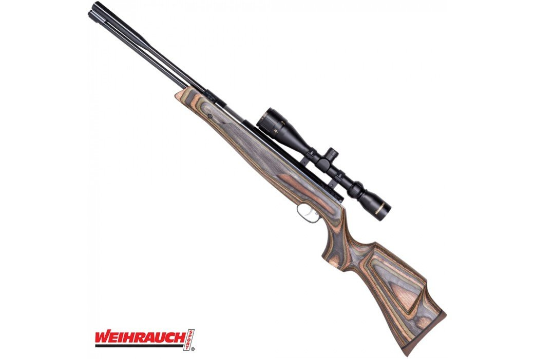 CARABINA WEIHRAUCH HW97K SPECIAL EDITION HW77 STOCK