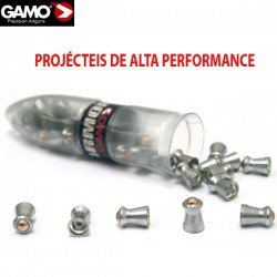 Air gun pellets Gamo PBA ARMOR 75 pcs 5,5mm (.22)
