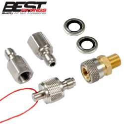 "QUICK COUPLER STARTER KIT 1/8"" BSP"