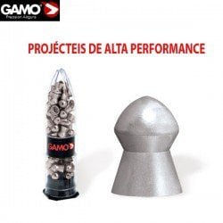 Air gun pellets Gamo PBA PLATINUM 125 pcs 4,5mm (.177)