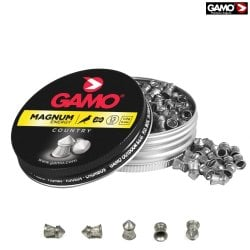 Air gun pellets Gamo Magnum 250 Pcs 5,5mm (.22)