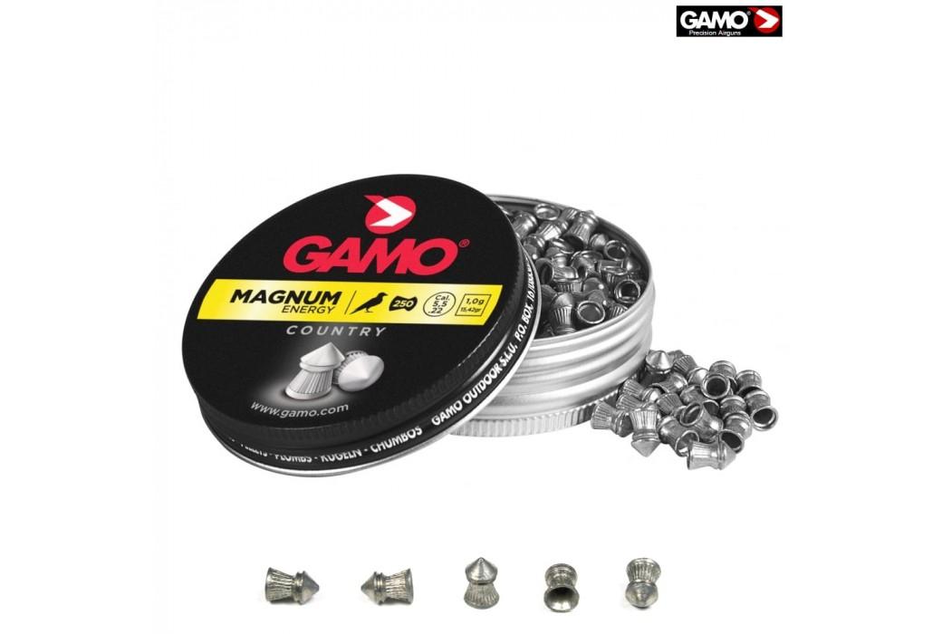 BALINES Gamo Magnum 250 Pcs 5,5mm (.22)