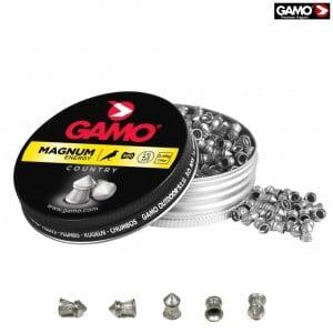 MUNITIONS GAMO MAGNUM 500pcs 4.5mm (.177)