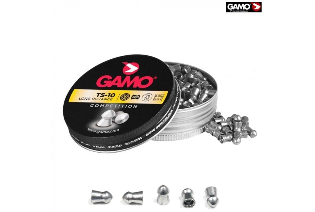 CHUMBO Gamo TS-10 400 Pcs 4.5mm (.177)