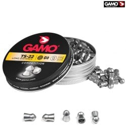 Air gun pellets Gamo TS-22 200 Pcs 5,5mm (.22)