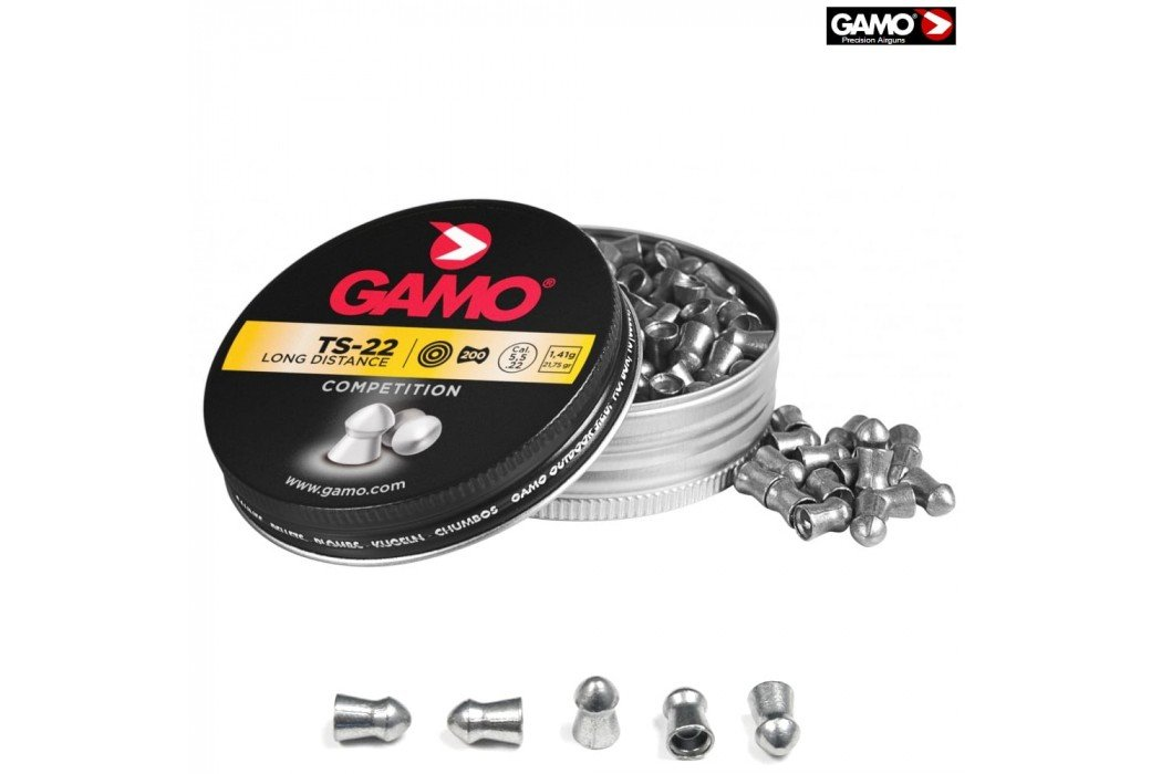 MUNITIONS Gamo TS-22 200 Pcs 5,5mm (.22)