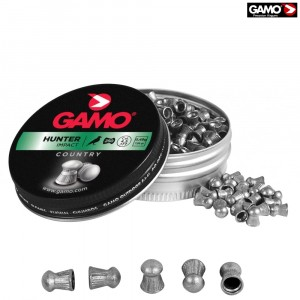 MUNITIONS Gamo Hunter 250 Pcs 4,5mm (.177)