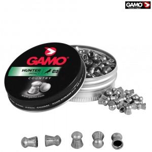 MUNITIONS Gamo Hunter 250 Pcs 5,5mm (.22)
