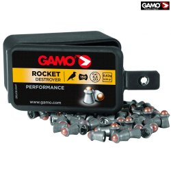Air gun pellets Gamo Rocket 150pcs 4,5mm (.177)