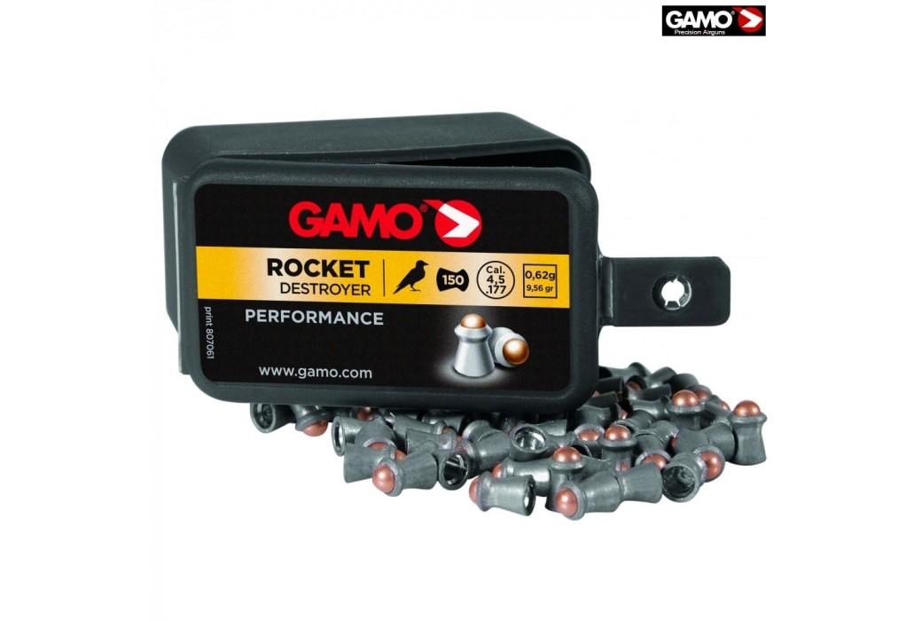 Air gun pellets Gamo Rocket 150pcs 4,5mm (.177)