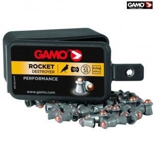 MUNITIONS Gamo Rocket 150pcs 4,5mm (.177)