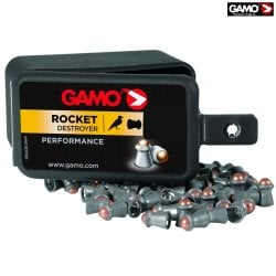 BALINES Gamo Rocket 100pcs 5,5mm (.22)