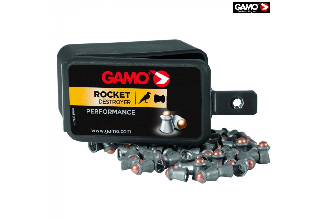 MUNITIONS Gamo Rocket 100pcs 5,5mm (.22)