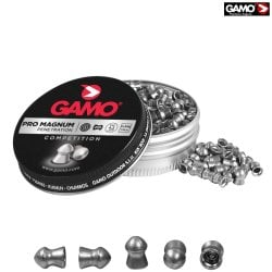 Air gun pellets Gamo Pro Magnum 250 Pcs 4,5mm (.177)