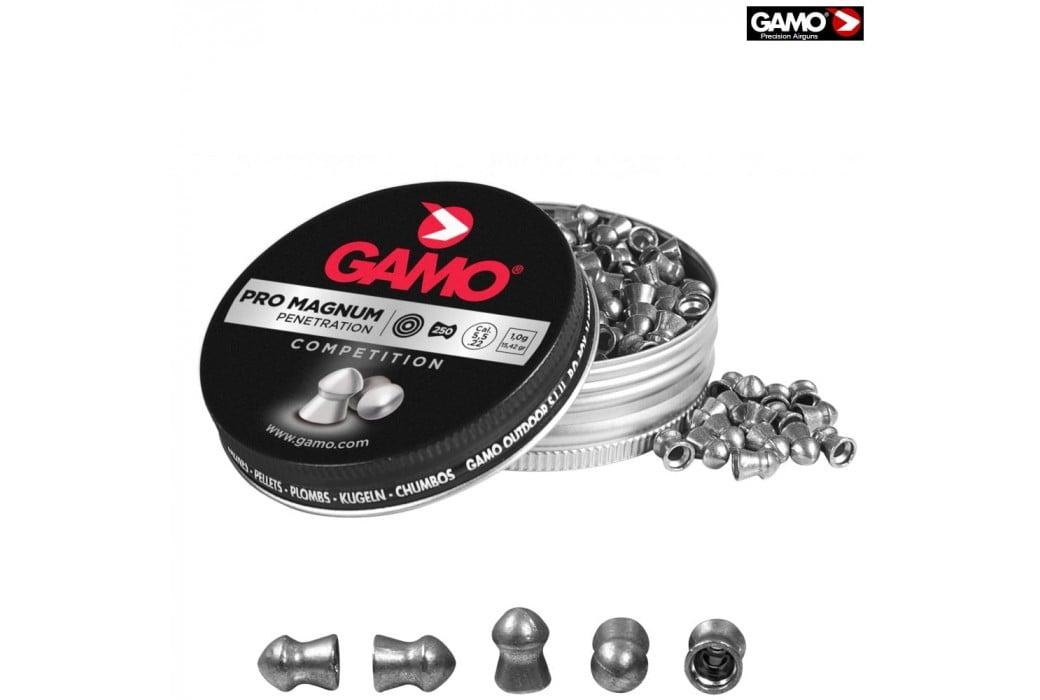 Air gun pellets Gamo Pro Magnum 250 Pcs 5,5mm (.22)